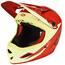 Bell Transfer-9 Fullface Helmet red/marsala viper